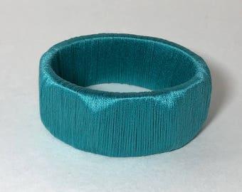 Hand Wrapped Bracelet