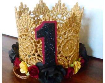 Harry Potter, Harry Potter Birthday Crown, Princess