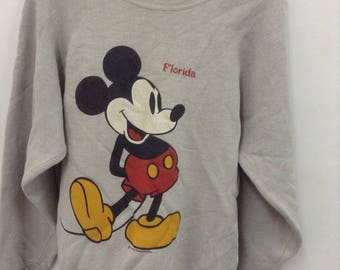 Vtg 80s Mickey Mouse sweatshirt