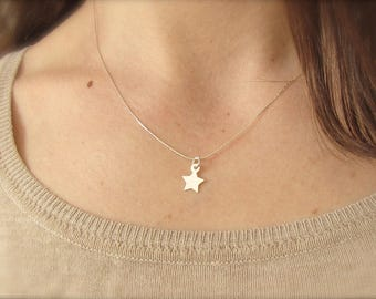 Star | Necklace | Silver 925