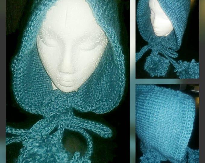Winter Knitted Hoodie (Winter Sale )