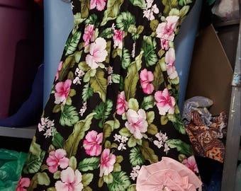 Hawaii summer dress
