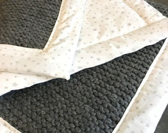 Star blanket wool lined