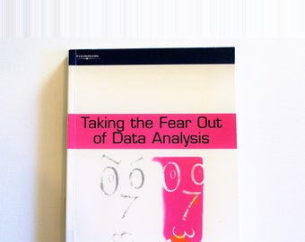 Taking the Fear out of Data Analysis, , Diamantopoulos and Schlegelmich, 2002 paperback