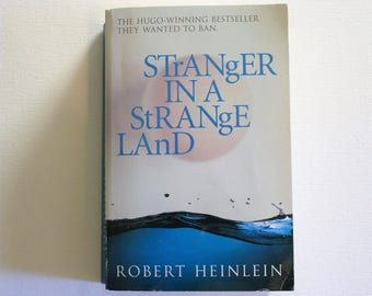 Stranger In A Strange Land, Robert Heinlein, 1991 Paperback UK