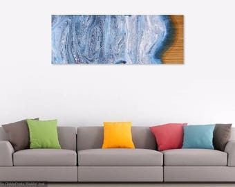 Resin Art - Digital Prints on Canvas and Fine Art Paper