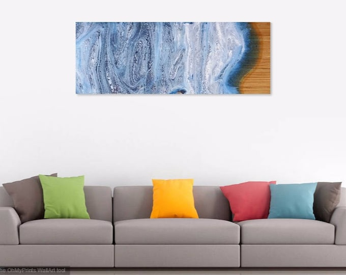 Resin Art - Digital Prints on Canvas and Fine Art Paper