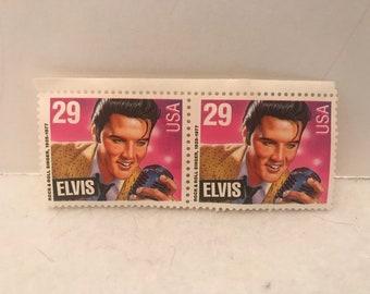 Elvis Presley 29 Cent Postage Stamps