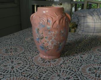 Lovely Old McCoy Vase