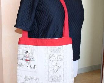 """Bag fashion """"Tote bag"""""""