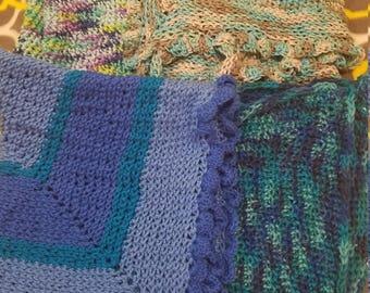 Crochet baby blanket, Crochet baby afghan, baby blanket, nursery blanket, handmade baby blanket