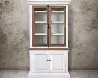 Bookcase, Hutch, Display Cabinet, Reclaimed Wood, Cupboard, Handmade