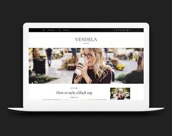 Vendela | Responsive Blogger Template