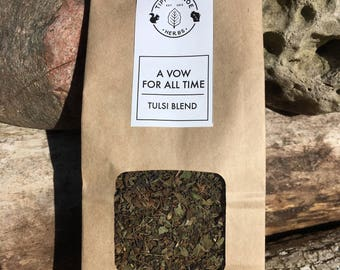 Tulsi Blend - A Vow for all Time