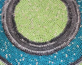 Green Grass/Blue Sky mat
