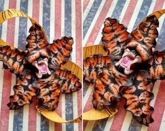 Tiger Lily Choker