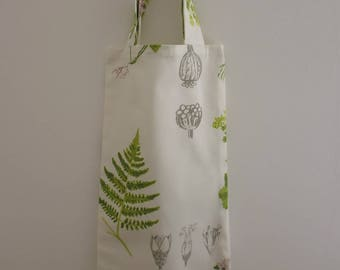 eco-friendly fabric bread bag for shopping
