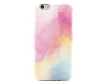 Samsung S8 Case Samsung Case S8 Samsung S8 edge case Samsung Case S8 edge - Watercolor Dream - Ultra Slim - Hard Case