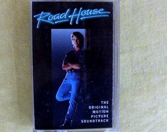 Road House Soundtrack 1989 Cassette Tape Patrick Swayze