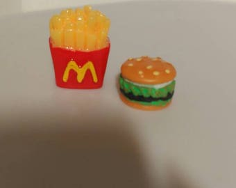 Hamburger and potatoes 1:6