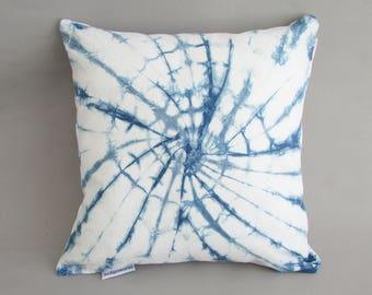 Tie Dye Pillow Etsy