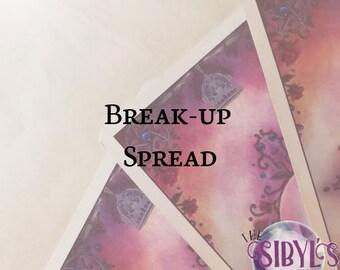 Tarot Reading: Break-up Spread