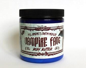 Vampire Fang Body Butter