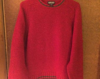 Vintage Land's End Women's Sweater (M)