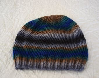 Shades of Earth Slouch Hat