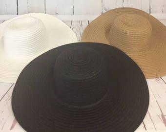 Sun Hat, Floppy Hat