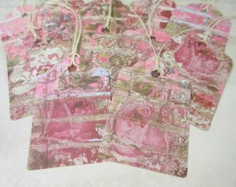 12 Shabby Chic Gift Tags