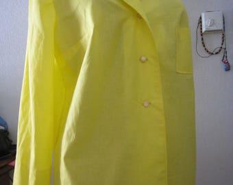 Unlined cotton jacket