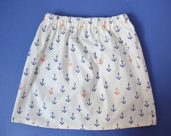 From organic cotton skirt