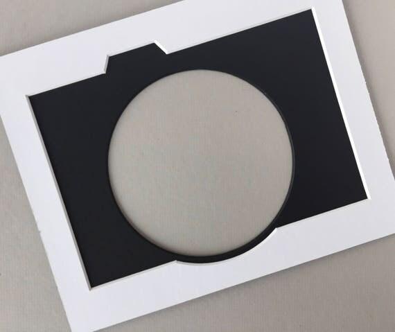 8 x 10 Photo Mat - Camera