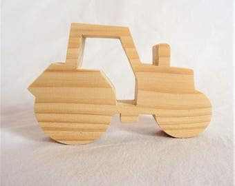"""CIRCLE of towels in natural wood, spruce, multi-bois, douglas or natural Robinia """"Tractor"""", for an event table decoration"""