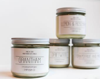 Grantham Soy Candle