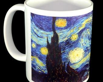 Mug - The Starry Night - Vincent Van Gogh Mug