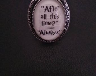 "Vintage ""Harry Potter"" ring"