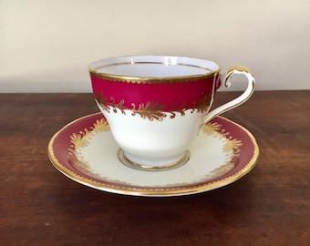 Vintage bone china English Aynsley