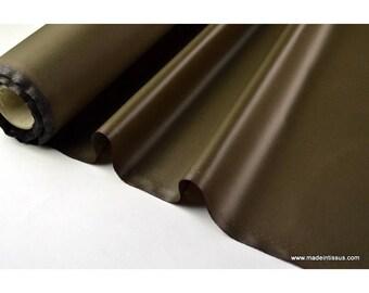Water repellent for umbrella x50cm khaki polyester fabric