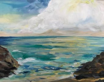Sea at Morning