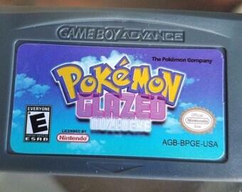 Pokemon cristal inglés Game Boy Advance GBA