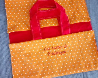 bag pie, cake, pizza or other custom