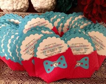 Diaper invitations