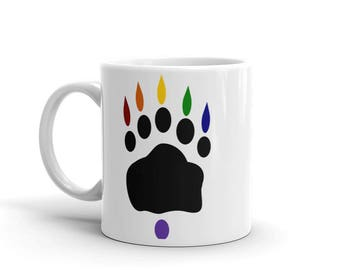 Bear Pride Mug (11 oz or 15 oz)