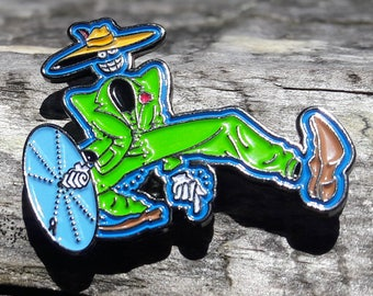 Shakedown Street Pin Dudah Man Pin Grateful Dead Pin Grateful Dead hat Pin FREE SHIPPING!!!