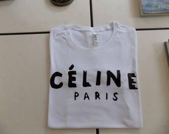 Celine paris T-shirt