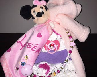 Minnie diaper backpack