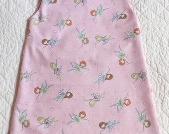 girl tunic dress small fairies