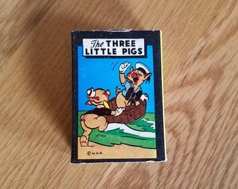 Three Little Pigs Card Game